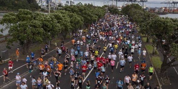 Watch how much you run, a new study says. Photo / NZ Herald