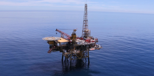 Shell has been drilling to see what further gas can be squeezed out of Maui.