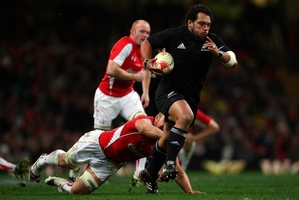 The IRB may not look favourably on forwards like John Afoa trying to switch international allegiance. Photo / Getty Images