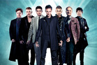 The cast of The Illusionists.