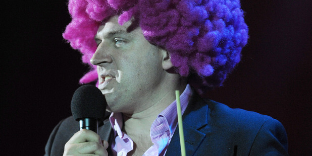 Tim Vine's jokes have landed on best and worst lists. Photo/Getty