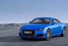 Audi's new TT has cut emissions by 11 percent compared with its predecessor. Photo / Supplied