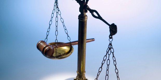 JUDGMENT DAY: The scales of justice ... tricky to balance.PHOTO/FILE A-010808SPLSCALE