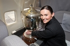 The closest Australia have come to the Bledisloe Cup lately has been on transtasman Qantas flights. Photo / Mark Mitchell