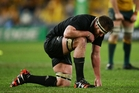 Kieran Read is struggling to live up to his 2013 world player of the year title. Photo / Getty Images