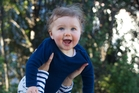 Elyse Mockett plans to visit the baby show with her son Spencer for ideas. Photo / Jason Oxenham