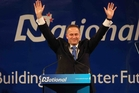 John Key has also based his election-night celebrations at SkyCity, such as in 2011. Photo / Greg Bowker