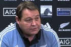 All Blacks coach Steve Hansen says his team and the ref got things wrong in the first Sydney Bledisloe, Owen Franks and Dan Coles also explain what happened in the scrums.