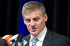 Finance Minister Bill English has distanced himself from Cameron Slater's activities. File photo / Mark Mitchell