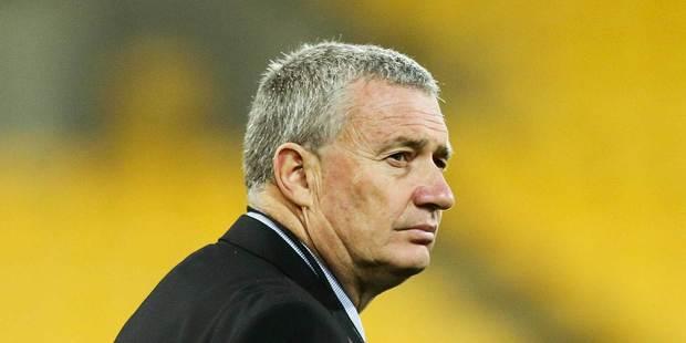 Wellington coach Chris Boyd. Photo / Getty Images