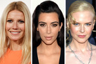 Gwyneth Paltrow, Kim Kardashian and Nicole Kidman have all admitted to trying botox. Photo / AP; Supplied