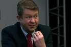David Cunliffe says he sometimes wears his heart on his sleeve. Photo / NZ Herald