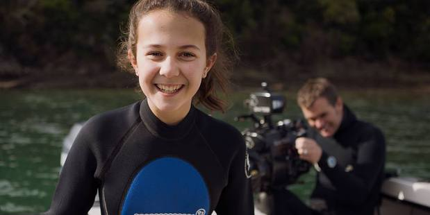Riley Hathaway of Young Ocean Explorers