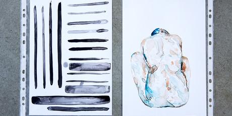 Veronika Djoulai prints. Photo / Babiche Martens.