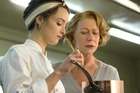 Charlotte Le Bon and Helen Mirren in The Hundred Foot Journey. Photo / Supplied
