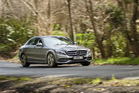 Mercedes-Benz is expecting the 2015 C200 petrol model to be its top seller, offering the type of speed and safety features found in the previous version of its C250. Photos / Ted Baghurst