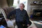 Tauranga man David Griffin talks about cancer. Photo / John Borren