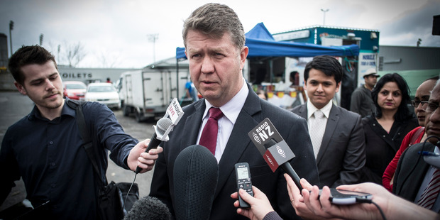 Labour party leader David Cunliffe. Photo / Michael Craig