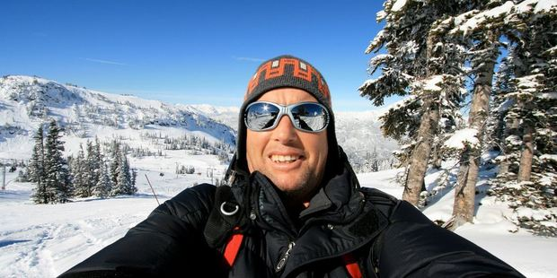 Jerome Box was killed in a helicopter crash when it hit Mt Alta. Photo / via Facebook