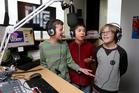 Jack Kelly, Joshua Benge and Taylor Newton-Pratt. PHOTO/JOHN BORREN