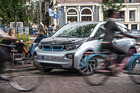 BMW's i3 electric car. Photos / Supplied