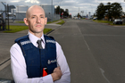 Detective Matt Valentine said police would not be revealing the name of the chemical yard due to the risk of