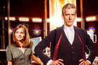 There is also a new dynamic between the Doctor and his companion, Clara.