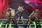 Britey Spears is at the centre of another lip-synching controversy.