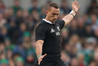 Aaron Cruden. Photo / Getty Images