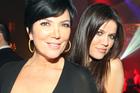 Kris and Khloe Kardashian. Photo / AP