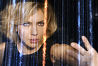 Scarlett Johansson in a scene from 'Lucy'. Photo / AP