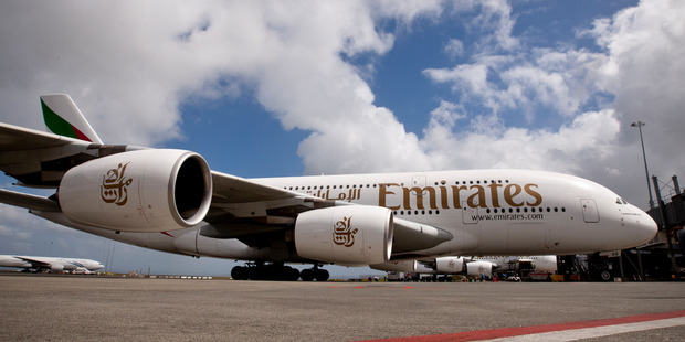 Loading Emirates has just taken delivery of its 50th Airbus A380. Photo / NZ Herald