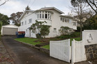 The house at 21 Maungakiekie Ave, Greenlane Auckland, The land rent on this property is now more than $70,000 a year. Photo / Greg Bowker