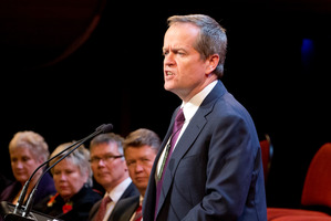 Bill Shorten. Photo / Mark Mitchell