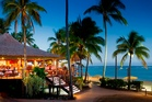 Sundowner restaurant is one of 10 restaurants and bars at Outrigger on the Lagoon resort, which caters well for for all ages.