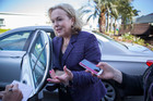 Judith Collins is in sticky territory following the Dirty Politics scandal. Photo / Peter Meecham