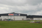 An AFFCO worker was impaled on machinery at the Rangiuru meatworks last night.