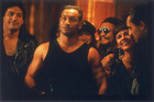 Temuera Morrison starring as Jake the Mus in the film 'Once Were Warriors'.