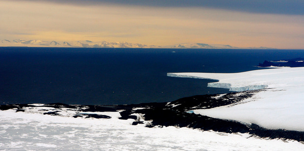 The Antarctica's past can tell us about our future. Photo / NZPA