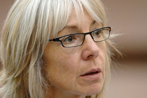Cheryl Gwyn has to be applauded for having the gumption to dive into the deep end of a political brouhaha. Photo / File