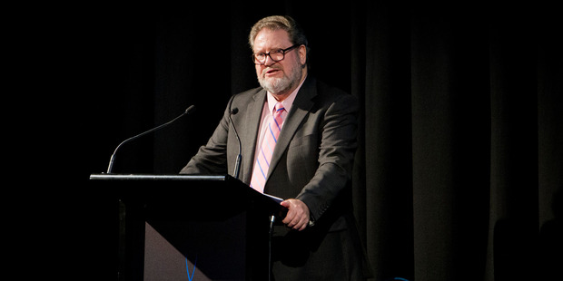 "Napier Mayor Bill Dalton said the figures showed the central Government had ""abandoned the provinces"". Photo / Glenn Taylor"