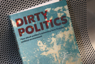 Dirty politics. Photo / Michael Cunningham