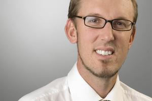 James Hughes, principal consultant at Aecom.