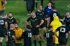 The All Blacks unbeaten run continues but their run of consecutive victories is over. The record of 18 wins is not theirs and they can't really have much complaint about it.