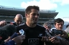 After a 12-12 draw the All Blacks are ready to perform in front of a sold out Eden Park. Captain Richie McCaw says 'theres always pressure when you put the black jersey on, the pressure is to perform.