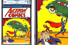 The cover of Action Comics #1.
