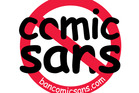 The logo of the Ban Comic Sans campaign.  Photo / Creative Commons