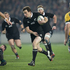 All Black Ben Smith in action against the Wallabies. Photo / Dean Purcell