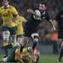 All Blacks second-five Ryan Crotty in action against Australia. Photo / Brett Phibbs