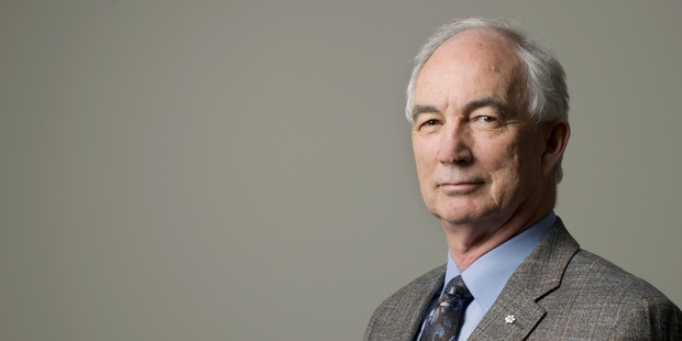 Professor Gordon McBean, a Canadian climatologist and co-recipient of the Nobel Peace Prize.